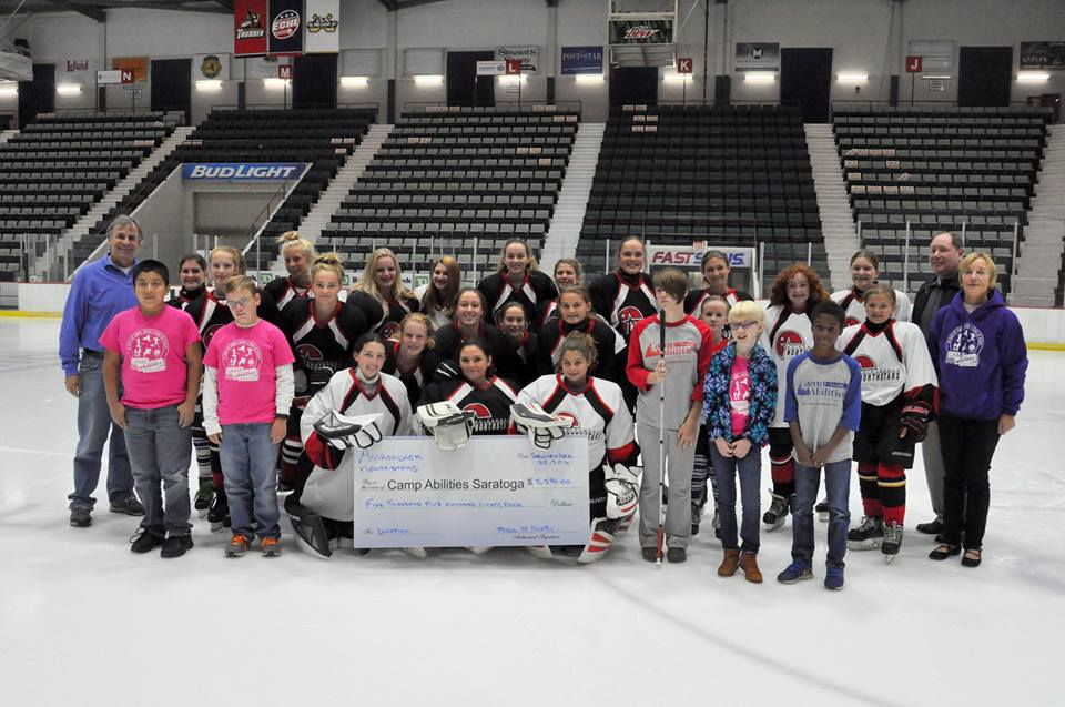 Adirondack Northstars DOnation